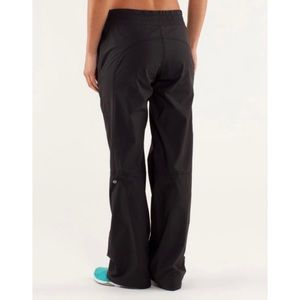 Lululemon Run: Dog Runner Pant Size 8